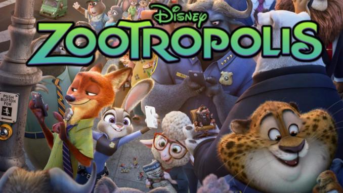 Risultati immagini per zootropolis locandina
