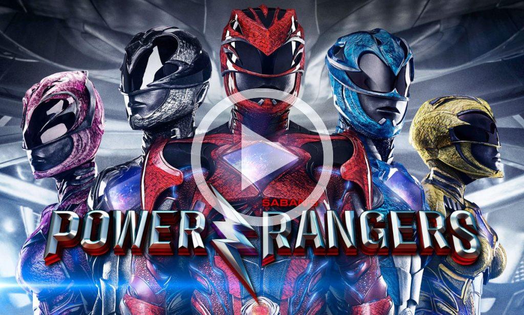 Power rangers 2017 videorecensione