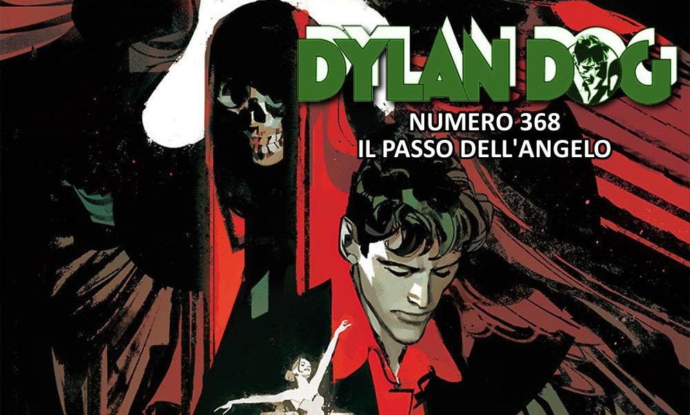Dylan Dog 368 - Il passo dell'angelo