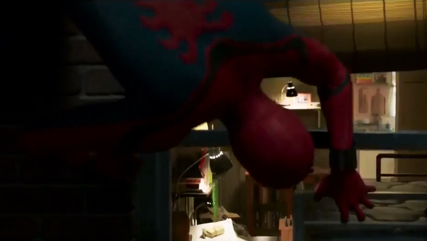 Spider-Man: Homecoming si mostra in una nuova clip inedita