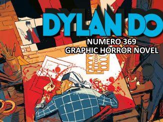 Dylan Dog 369 - Graphic Horror Novel