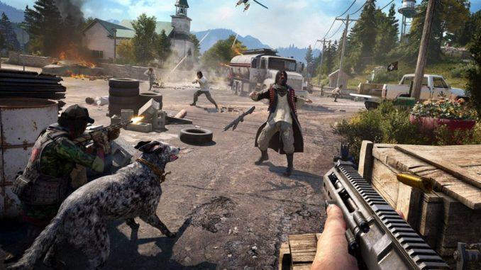 Far Cry 5 è stato rimandato al 27 marzo 2018