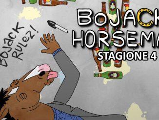 BoJack Horseman stagione 4 recensione