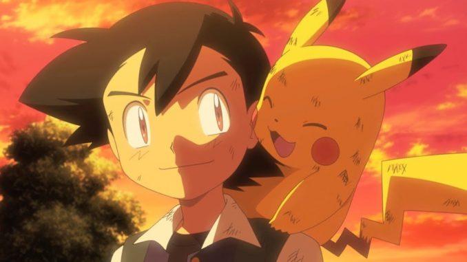 Pokémon Scelgo Te: Ecco il primo incontro tra Ash e Pikachu
