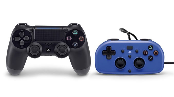 PlayStation 4: annunciato il Mini Wired Gamepad