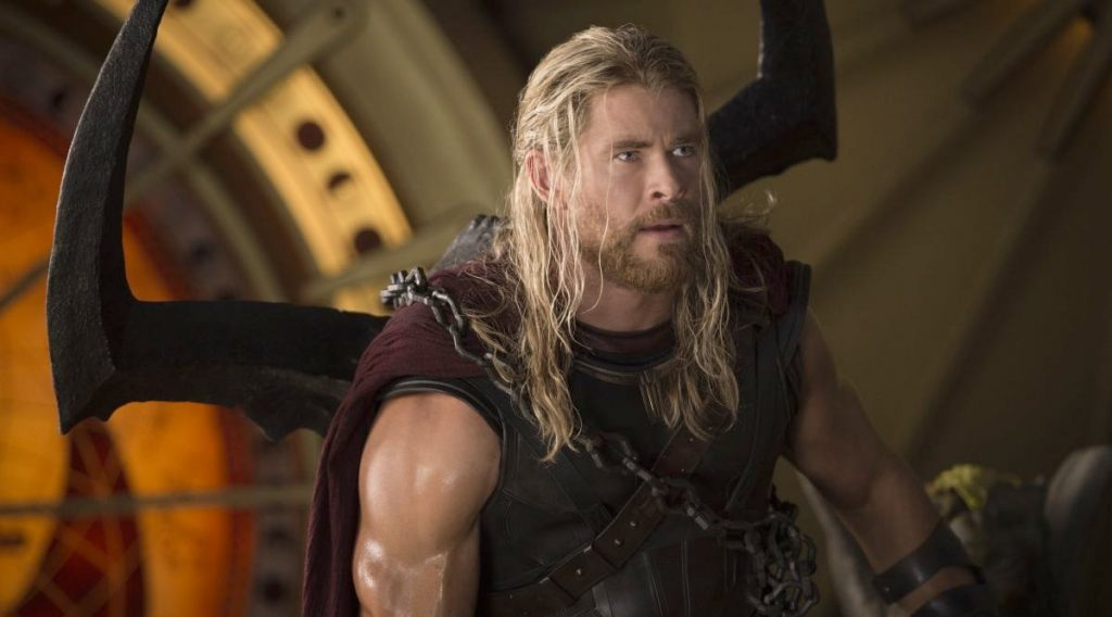 thor: ragnarok thor long hair