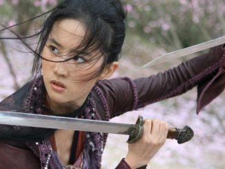 Mulan Liu Yifei
