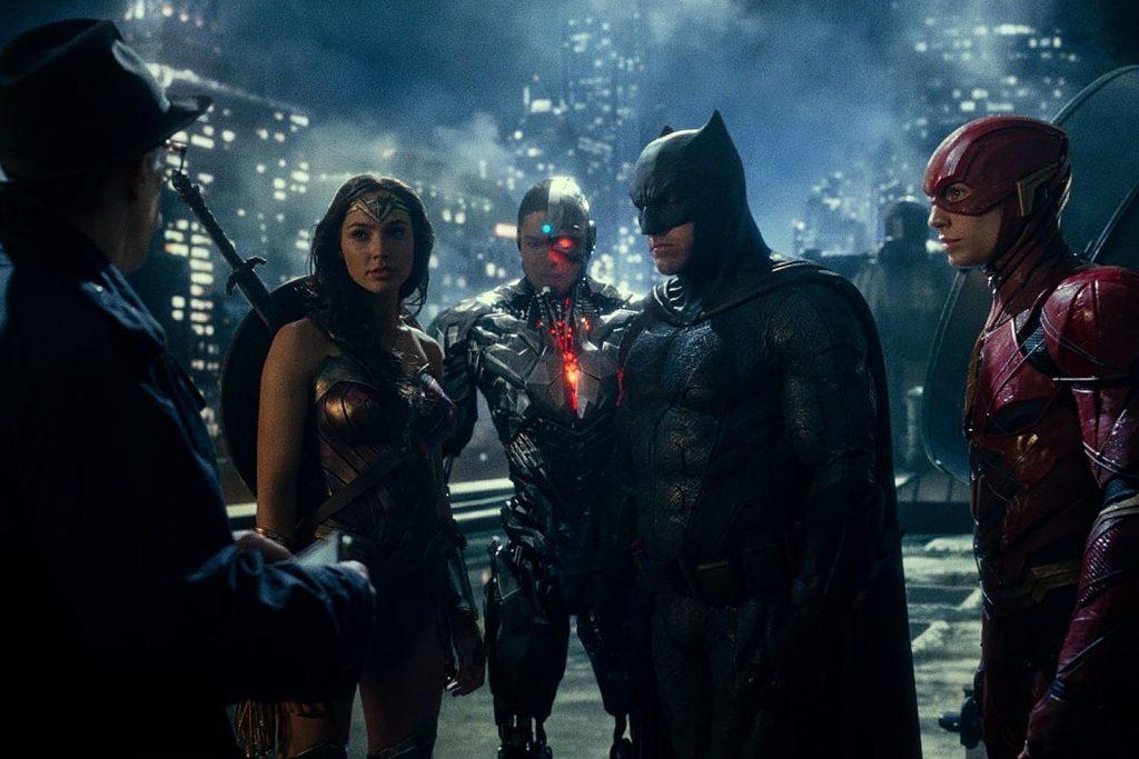 Justice League Gordon