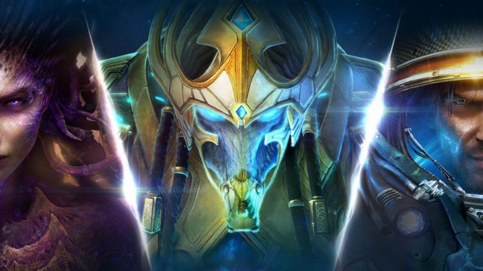 StarCraft II diventa free-to-play