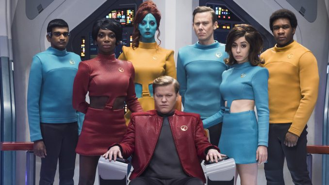 Black Mirror: ecco la data dell'arrivo della quarta stagione su Netflix