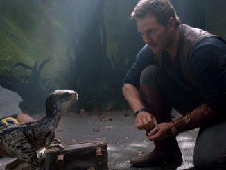 jurassic world pratt dinosaur