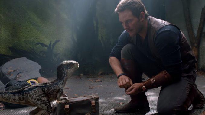 Il regno distrutto: il primo trailer mostra l'apocalisse dei dinosauri