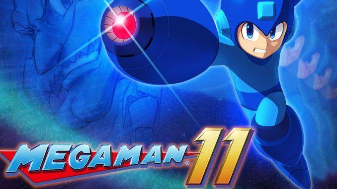 Mega Man 11 Ufficiale! In arrivo su PS4, Xbox One, PC e Switch