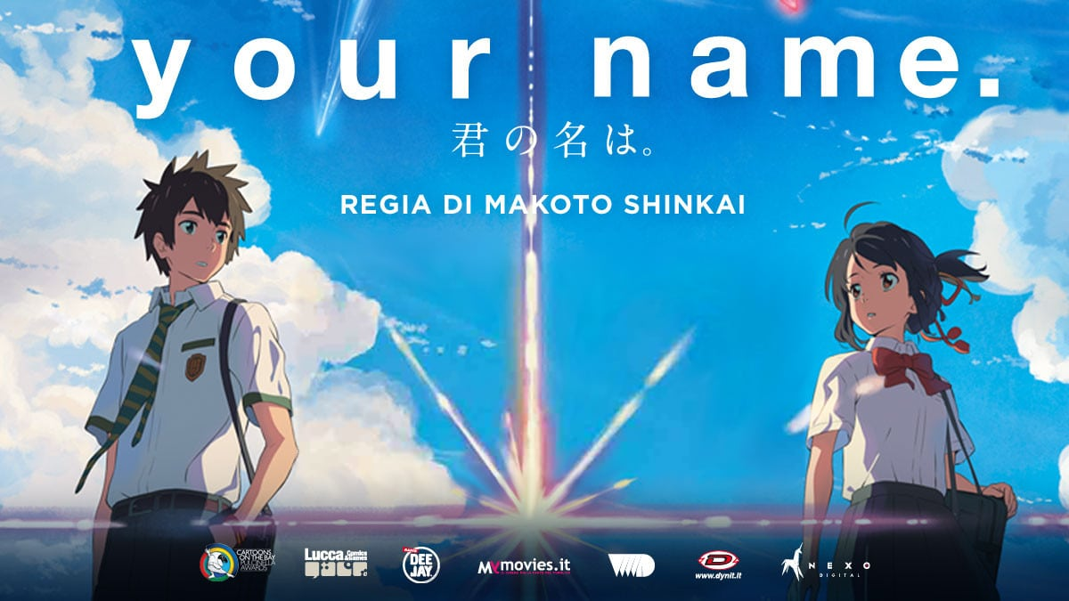 your name recensione