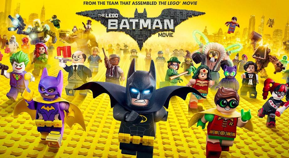 lego batman film recensione