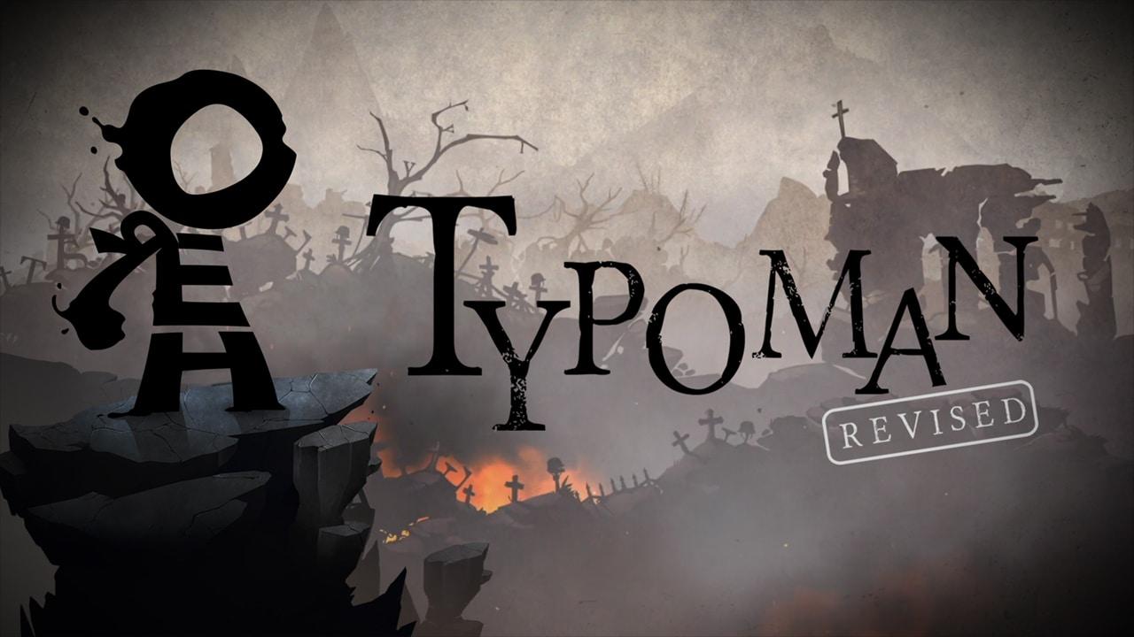 Typoman recensione ps4