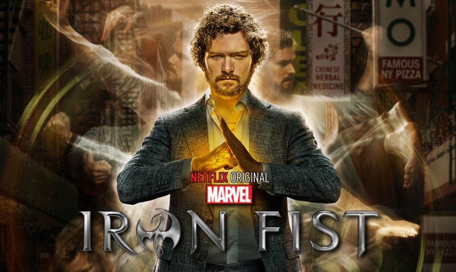 Iron fist recensione serie tv netflix