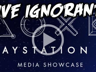 Live ignorante per l'E3 2017 - Conferenza Sony