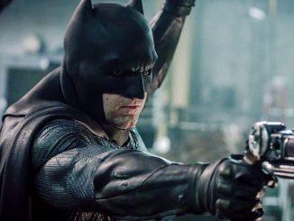 The Batman Noir detective