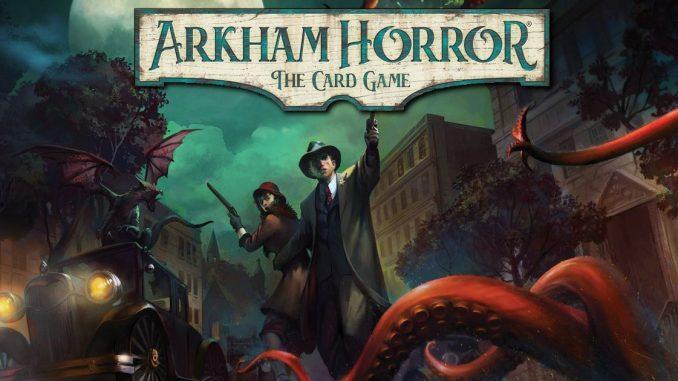 Arkham Horror Card Game recensione