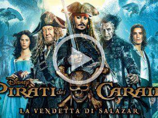 pirati dei caraibi videorecensione