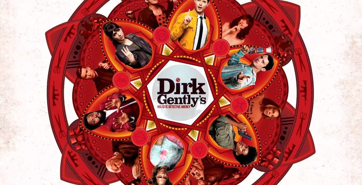 Dirk Gently Season 2 Netflix