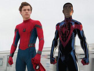 Spiderman Homecoming Miles Morales