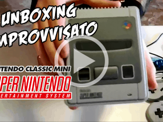 Super Nintendo Classic Mini Unboxing