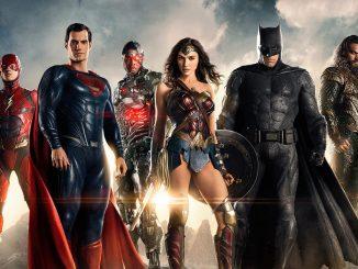 justice league DC extended universe