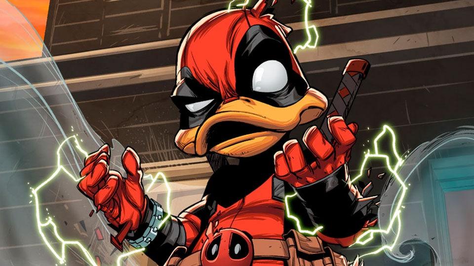 Deadpool il Papero fusion