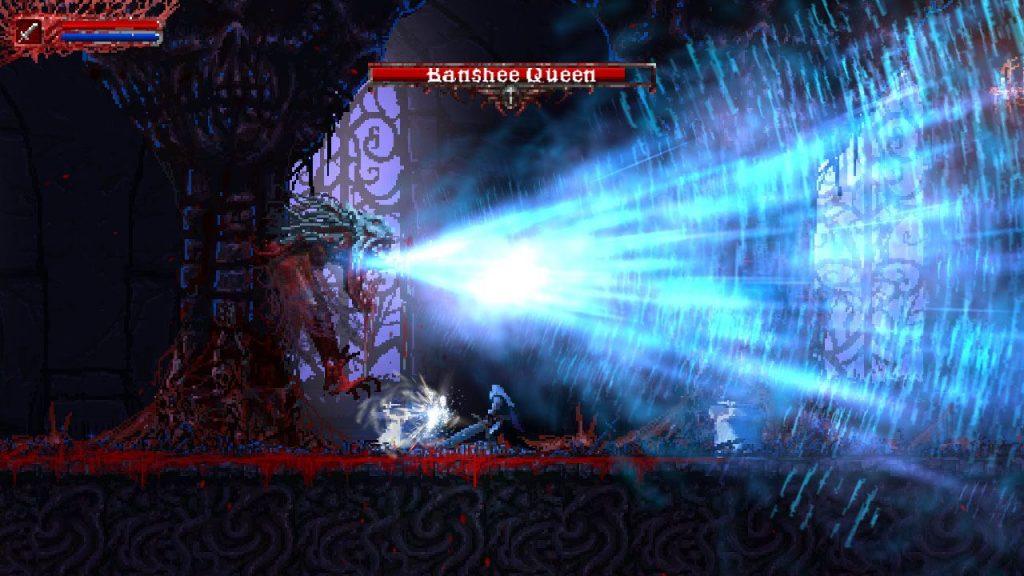slain back from hell banshee queen