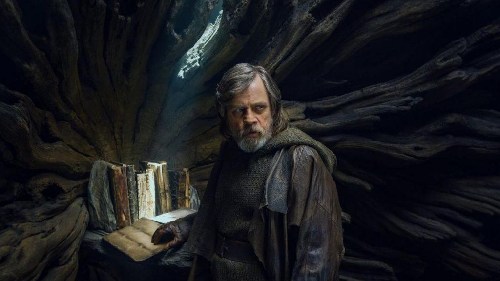 Star Wars Gli Ultimi Jedi Luke