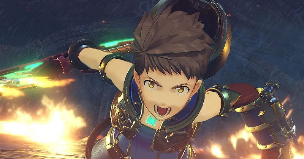 Xenoblade chronicles 2 rex
