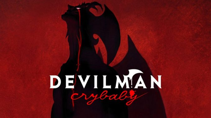 devilman crybaby anime netflix