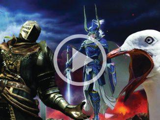 dissidia final fantasy open beta gameplay