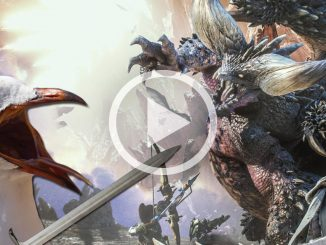 monster hunter beta nergigante gameplay