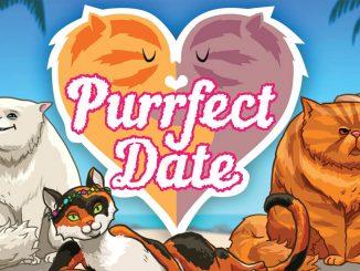 purrfect date videogioco gatti