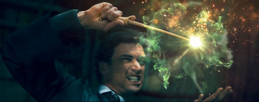 Voldemort Origins of the Heir spell