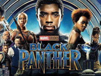 black panther film marvel 2018