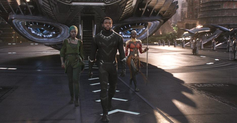 black panther ritorno a wakanda