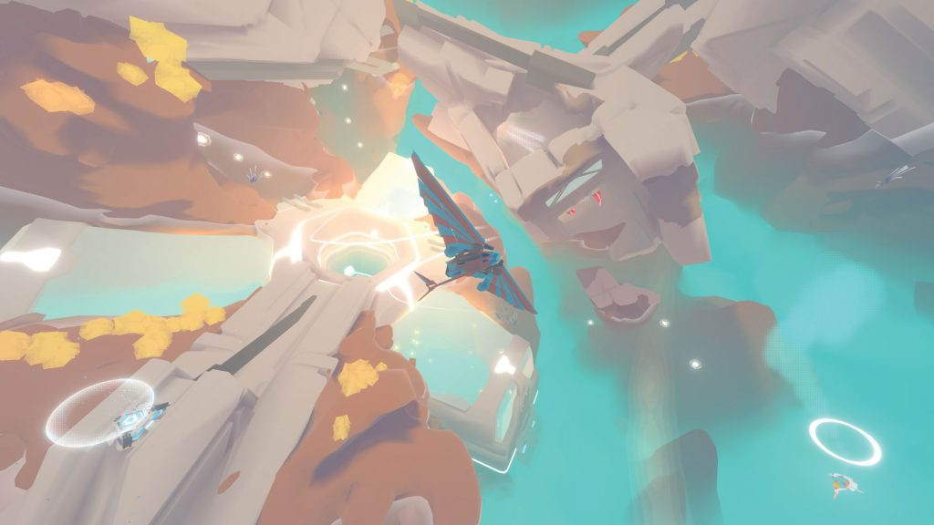 innerspace videogame volo