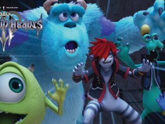 kingdom hearts 3 monsters and co