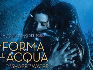 la forma dell'acqua - the shape of water guillermo del toro