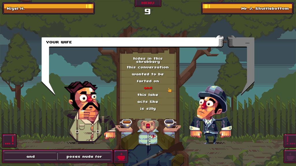 oh sir insult simulator your wife