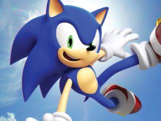 sonic the hedgehog moderno