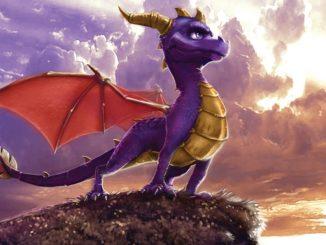 spyro the dragon art