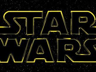 star wars logo stars