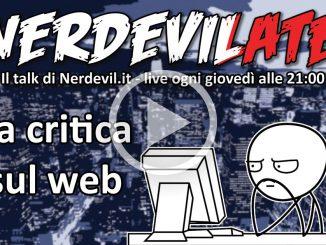 nerdevilate critica sul web