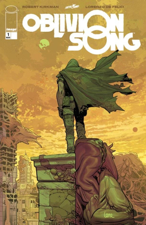 Oblivion Song Robert Kirkman copertina