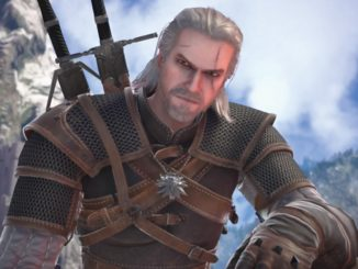 soulcalibur 6 geralt the witcher